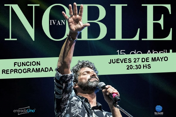 Ivan Noble   nueva funcion