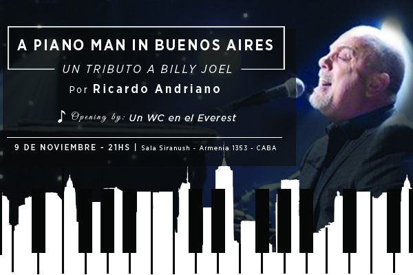 Tributo A Billy Joel