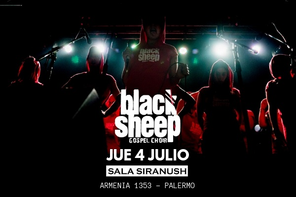 Black Sheep Gospel Choir: ¡Sonido Gospel Renovado!